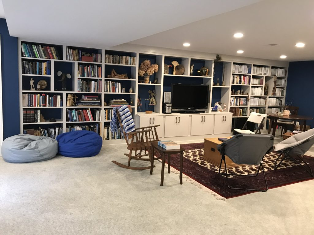 Living Space Renovation